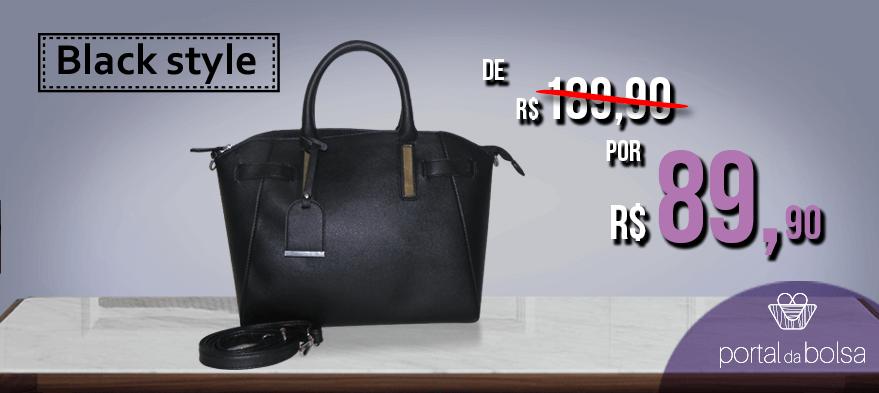 Lançamento Black Style!