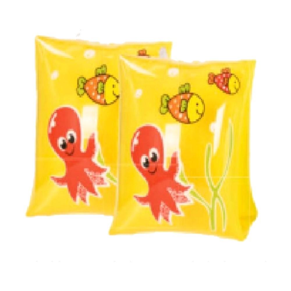 Boia de Braço Infantil Amarela