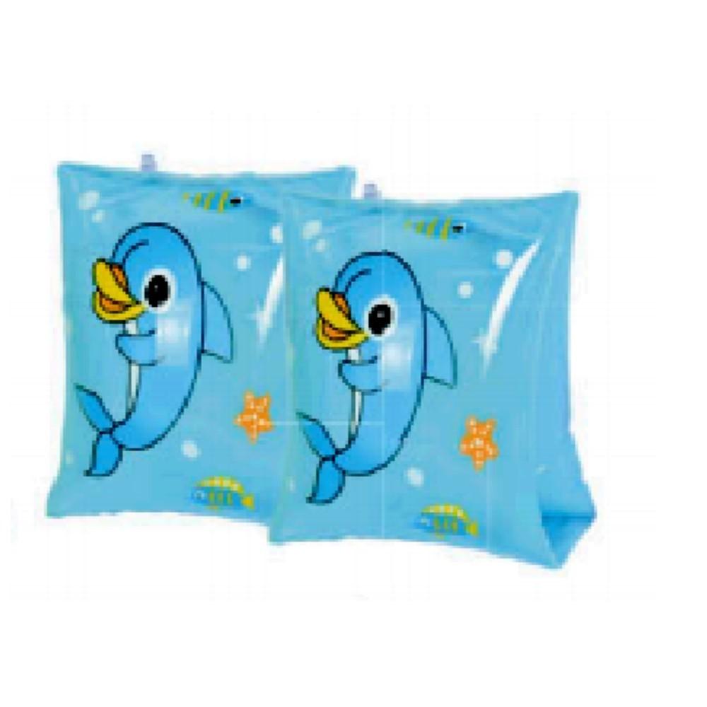Boia de Braço Infantil Azul