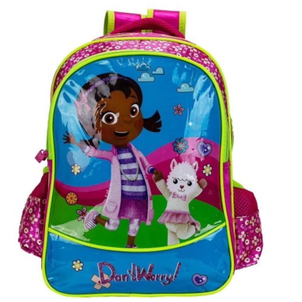 Mochila Infantil Pink Don't Worry