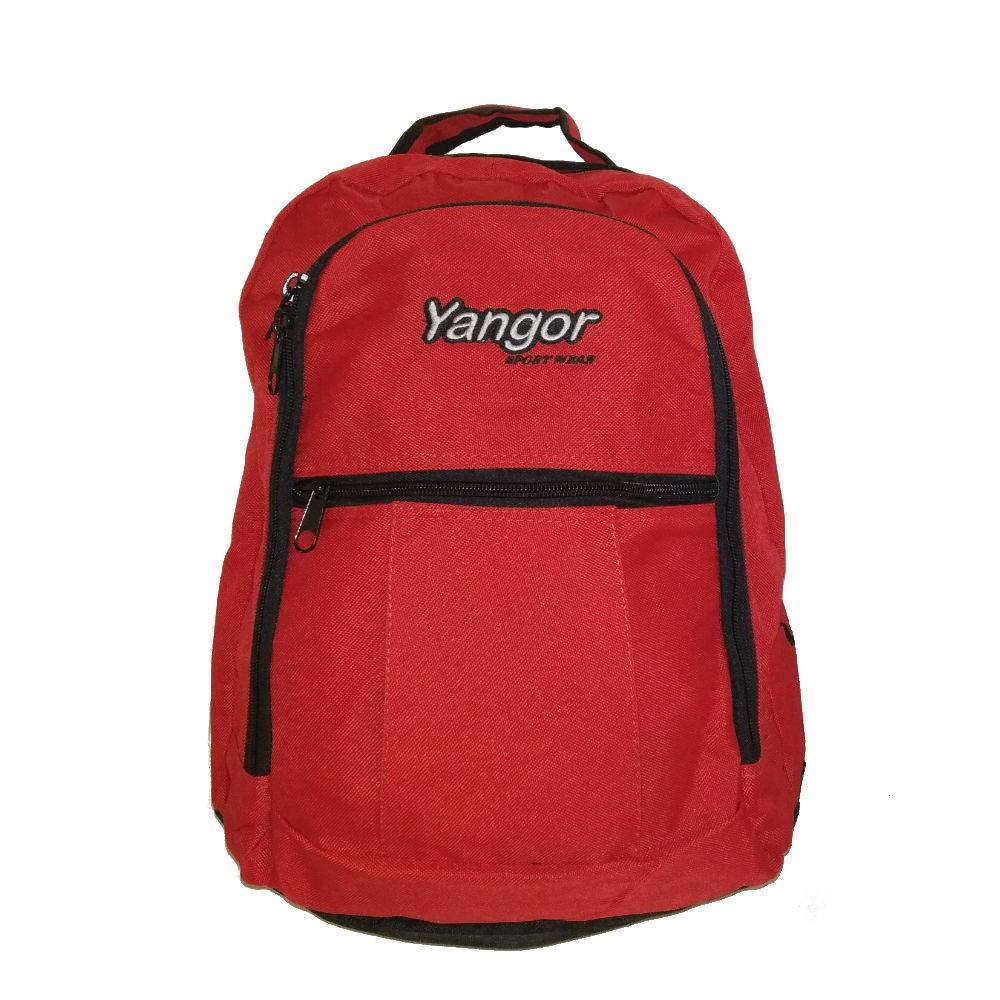 Mochila Vermelha Yangor