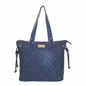 Bolsa Tote Bag Azul