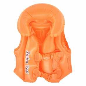Colete Inflável Infantil Coral