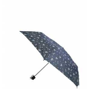 Guarda Chuva com Proteção UV Azul Escuro