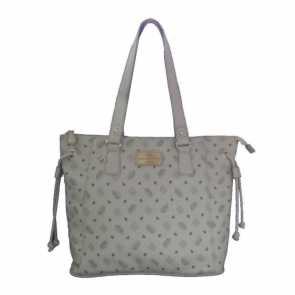 Bolsa Tote Bag Bege