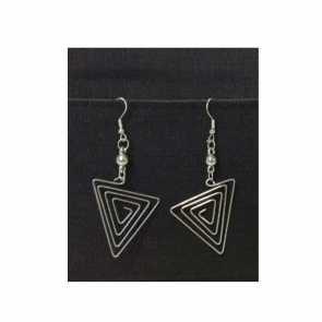 Brinco Espiral Triangular